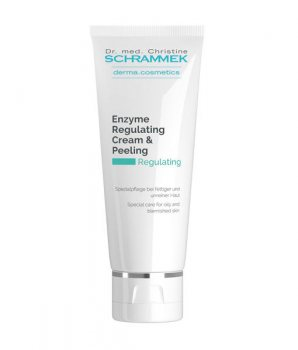 Dr. med. Schrammek Enzyme Regulating Cream & Peeling - 75ml