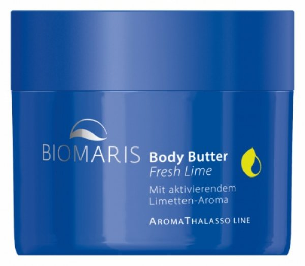 Biomaris Body Butter Fresh Lime - 200ml